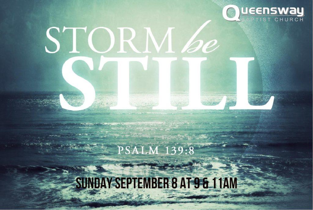 """""""Storm Be Still"""""""